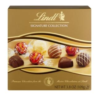 Lindt Premium Chocolates 3.8oz