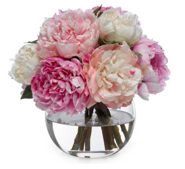 Large Peony Bouquet