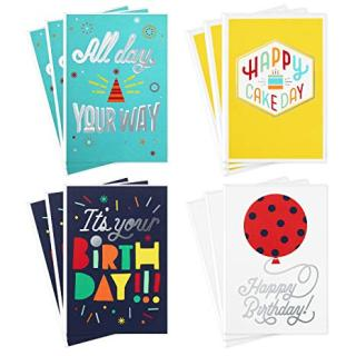 Hallmark Assorted Birthday Cards