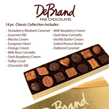 Debrand Fine Chocolate