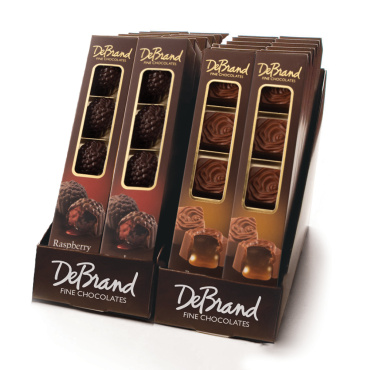 Debrand Five Piece Box - Raspberry Cream